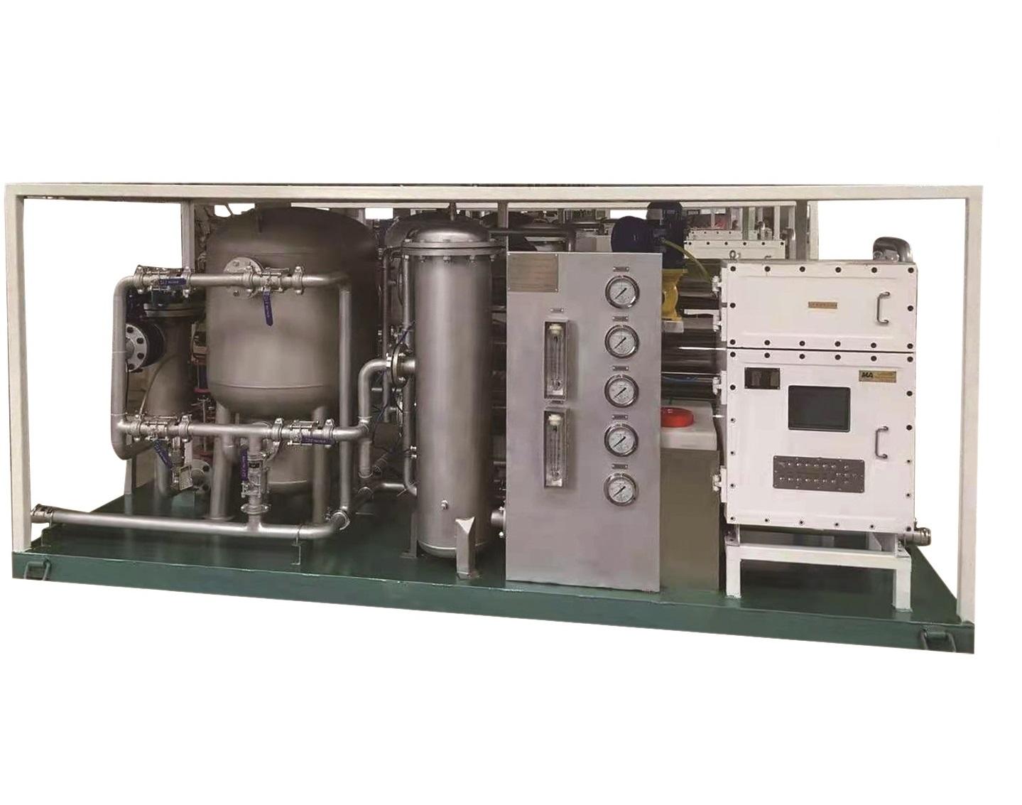 JXGSZ-70JB-10A型综合供水净化站